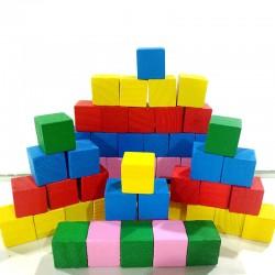 Cubos de Madera para Apilar